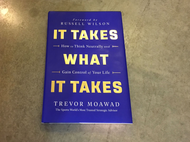 It Takes What It Takes book cover